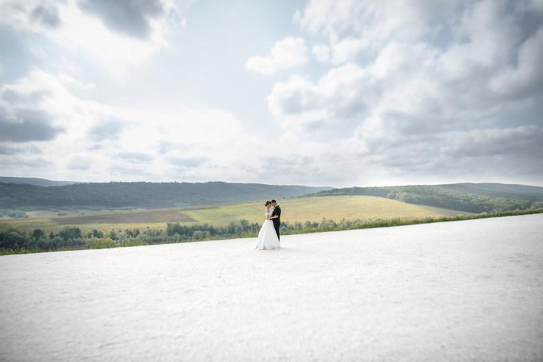 nunta in cimpie