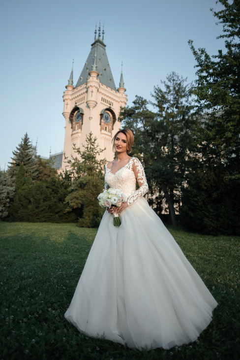 Bride / Palace of Culture