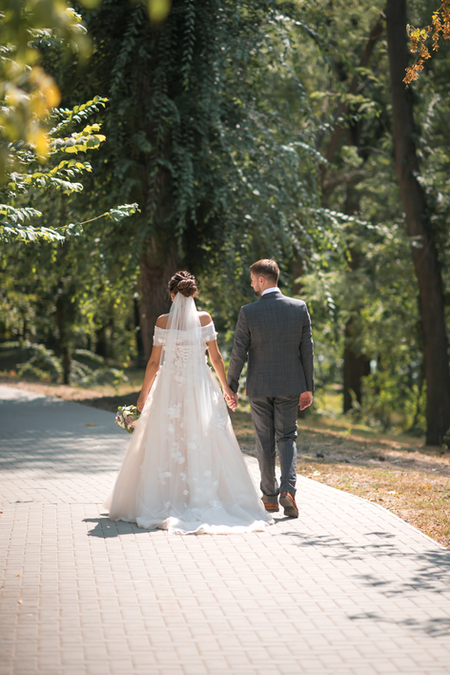 plimbarea la nunta