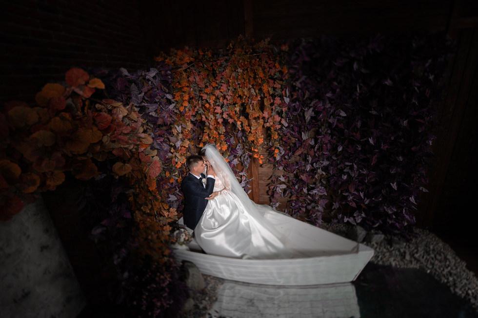 fotografie de nunta artistica