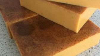 Tumeric and Orange Oil Bar Soap