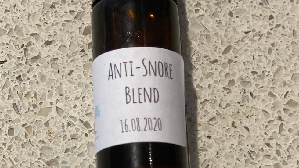 Anti Snore Blend - Rollerball