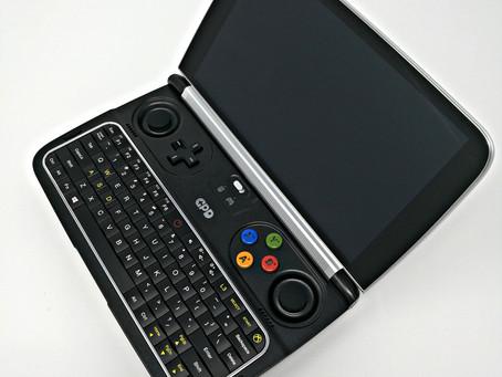 発売前検証!GPD WIN2初期搭載SSDについて
