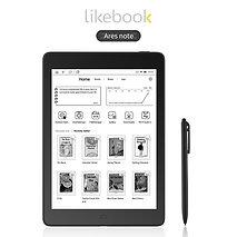 7.8インチ電子書籍リーダ Likebook Ares K78 WACOM製タッチペン Android 6.0搭載 日本語・GooglePlay対応