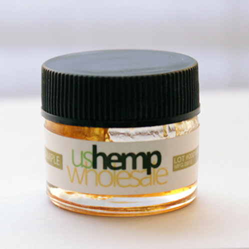 1g Jar - Gold Label-Hemp Oil Extract
