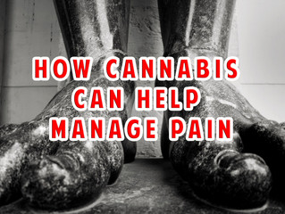 How Cannabis Helps People with Peripheral Neuropathy Manage Pain and Get Back on Their Feet