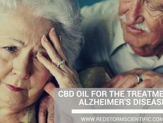 CBD Oil For The Treatment Of Alzheimer's Disease