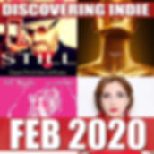 Discovering Indie Feb 2020