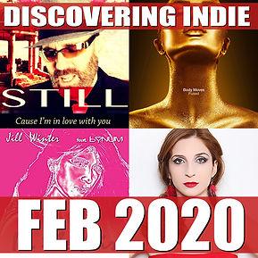 Discovering Indie Feb 2020