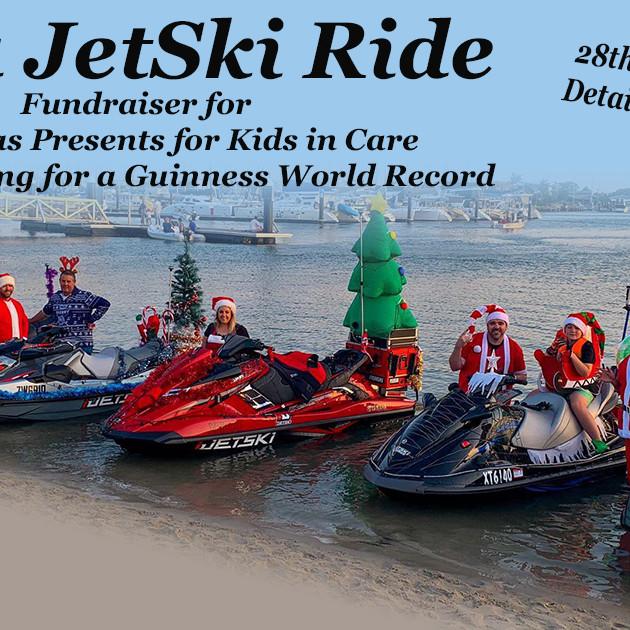 Santa Jetski Fundraiser