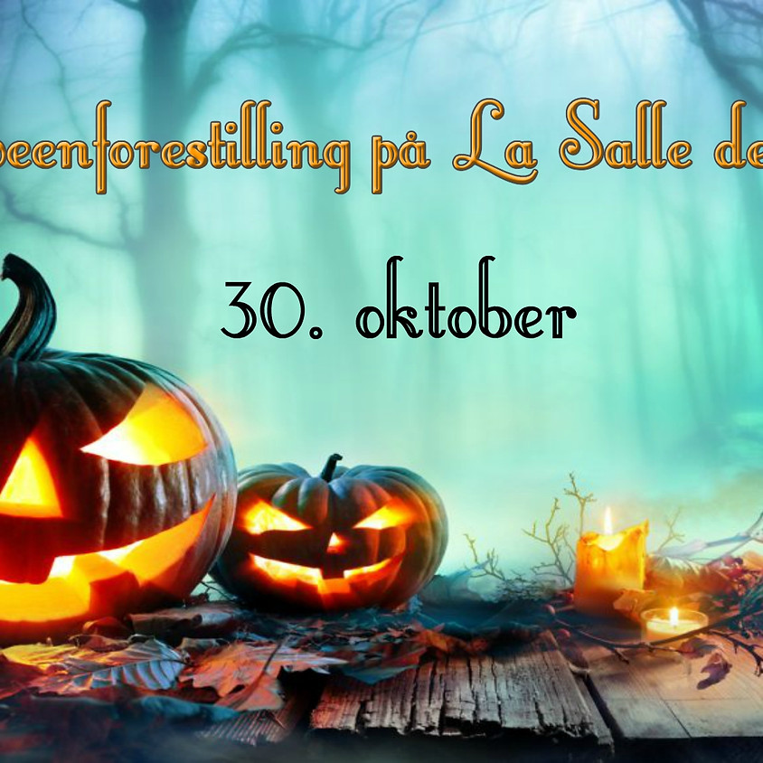 Halloweenforestilling