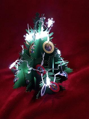 3D Pop-up Christmas Tree