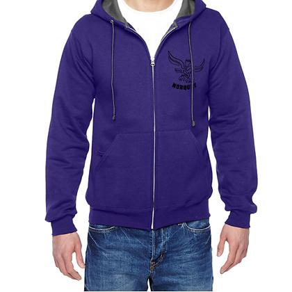 Norquay - ADULT Zippered Hoodie