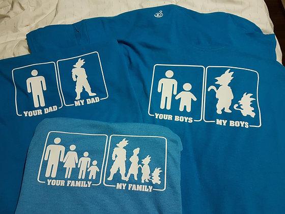 Family Matching T-shirt (Single)