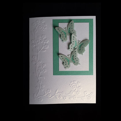 3D Butterfly Greeting Cards