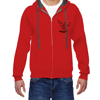 Norquay - ADULT Zippered Hoodie