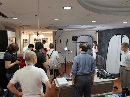 PENTAX K-1、KPで撮るポートレート撮影講座、8月5日(土) 開催!