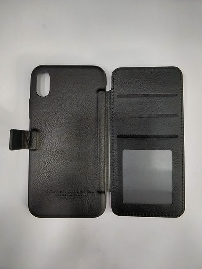 iPhone X/Xs (Back Clip Wallet Case)