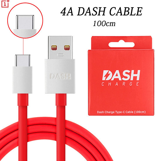 OnePlus DASH Charging Cable Type-C Cable
