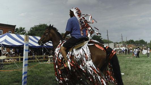 Mohamed Bourouissa, Horse Day (film stil