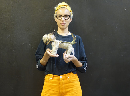 Phoebe Collings-James: Creating our Spirit Animals with Clay