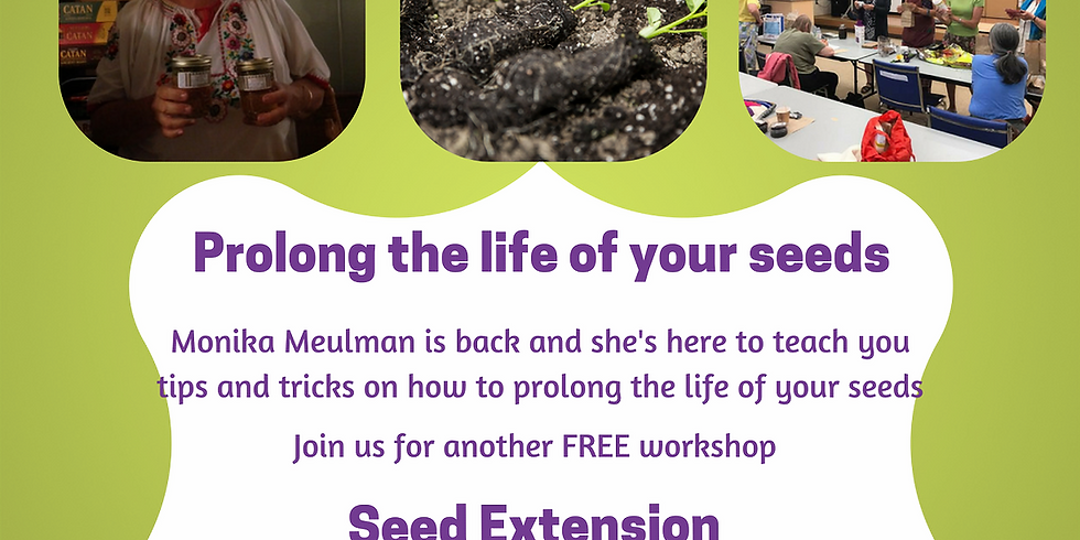 Seed Extension