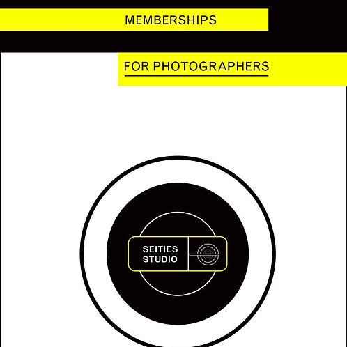 Memberships for Photographers