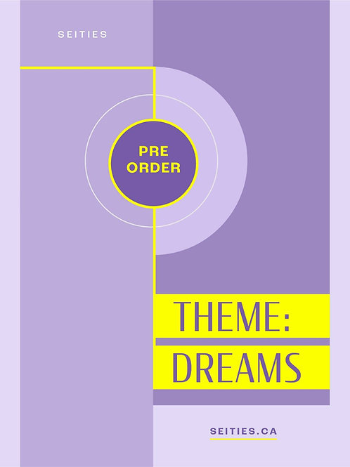 PREORDER {THEME:DREAMS} 12th Publication