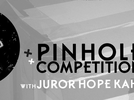 Call for Submissions: PINHOLE COMPETITION