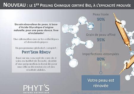 Peeling naturel Phyt'Skin Renov