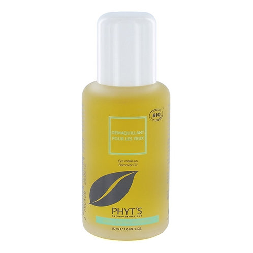Phyts Huile démaquillante yeux Waterproof 50ml