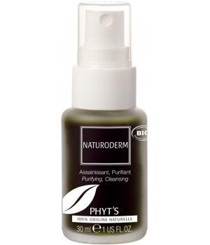 Phyts Stimulant épidermique et antiseptique Naturoderm Pulvérisateur 30ml