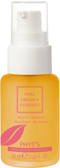 Huile ongles & cuticules Phyt's 30ml