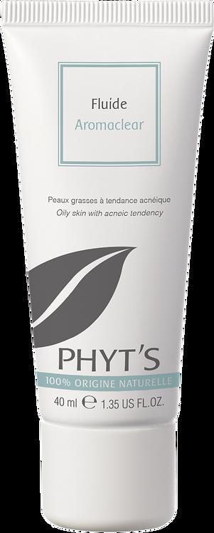 Fluide Aromaclear peaux grasses à tendance acnéique 40ml
