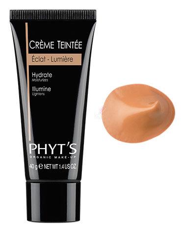 Phyts Crème teintée éclat lumière Anti oxydante 40g