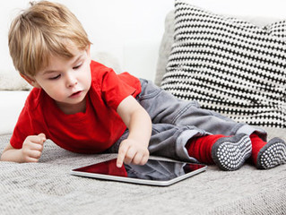 How is technology influencing children today?