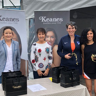 Congratulations to Mya Essayan and Carol Flynn winners of ladies grade 6 doubles!