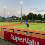 Great tennis all week!