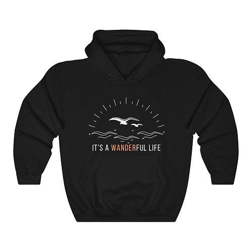 Wonderful Life Hooded Sweatshirt