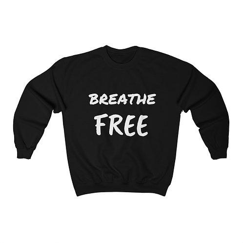 Breath Free Crew-neck Sweatshirt