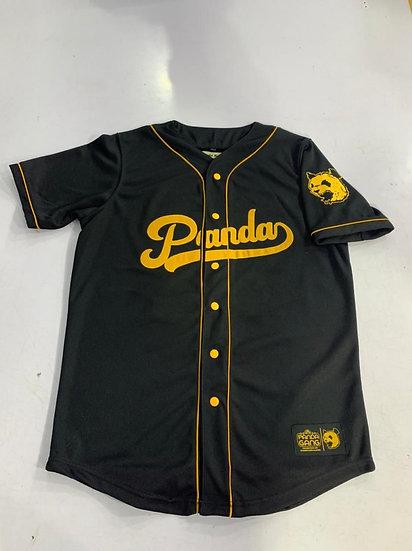 Panda Gang Baseball Jersey