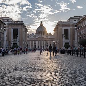 Rome, la ville