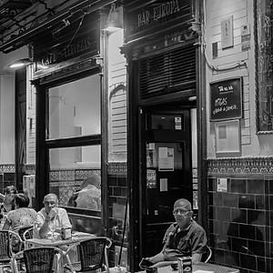 Séville, scènes de rue