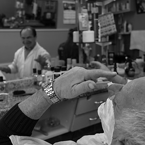 Barbier d'Amarante (Portugal)