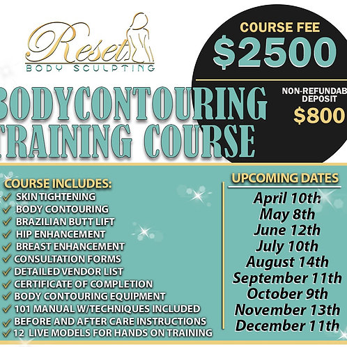 Texas Training Course Full Payment