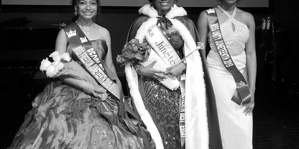 Miss Juneteenth Pageant