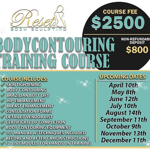 Texas Training Course Deposit
