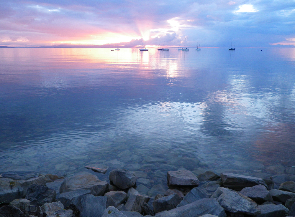 Sunrise - Brodick bay - listing size - 1