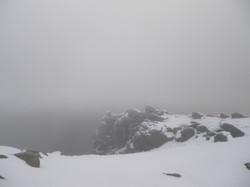 Arran - mountain - snow - listing size -21