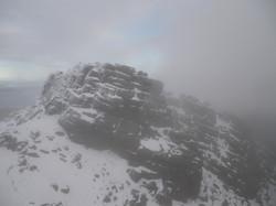 Arran - mountain - snow - listing size - 10